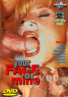Your Face Or Mine Box Cover
