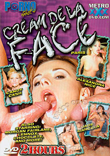 Cream De La Face Box Cover