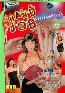 Hand Job Hunnies Box Cover