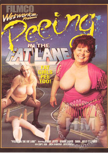 Peeing in the Fat Lane Box Cover