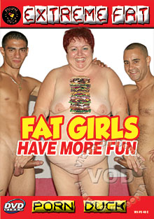 Fat Girls Have More Fun Box Cover