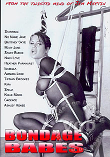 Bondage Babes Volume 1 Box Cover - Login to see Back