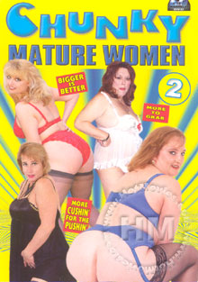 Chunky Mature Women 2 Box Cover