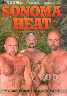 Real Men Volume 12 - Sonoma Heat