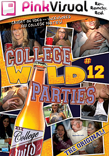 College Wild Parties #12 Box Cover