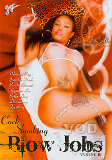 Cock Smoking Blowjobs 10 Box Cover