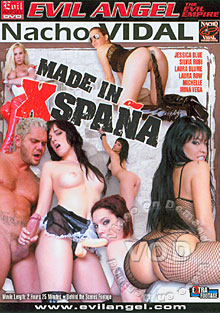 Made In Xspana Box Cover