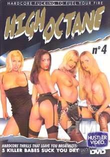 High Octane No. 4 Box Cover