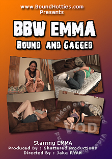 BBW Emma - Bound and Gagged Box Cover