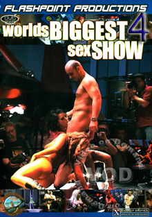 Worlds Biggest Sex Show 4 Box Cover