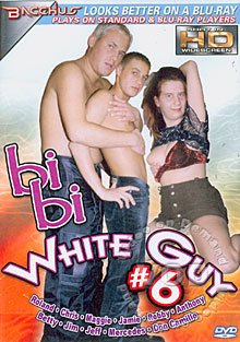 Bi Bi White Guy #6 Box Cover