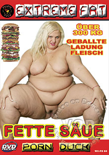 Fette Saue Box Cover