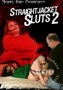 Straight Jacket Sluts 2 Box Cover