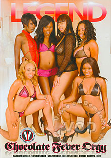 Chocolate Fever Orgy Box Cover