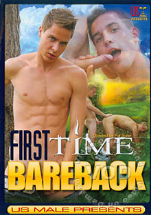 First Time Bareback Box Cover