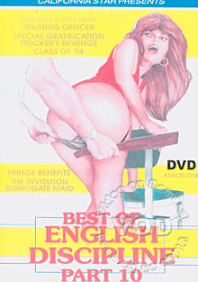 Best Of English Discipline Part 10 Box Cover