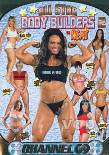 All Star Body Builders In Heat 2 Box Cover