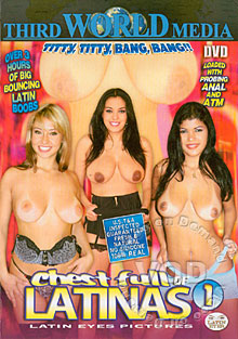 Chest Full Of Latinas 1 Box Cover