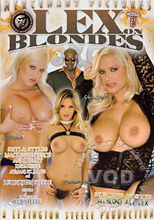 Lex On Blondes Volume 5 Box Cover