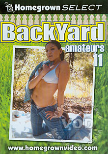 Backyard Amateurs 11 Box Cover