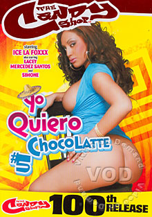Yo Quiero Chocolatte #5 Box Cover