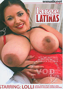 Large Latinas Box Cover