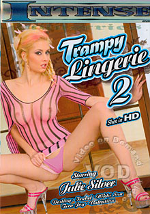 Trampy Lingerie 2 Box Cover