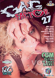 Gag Factor 27 Box Cover