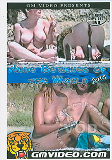Nude Beaches Of The World Part 8 Box Cover