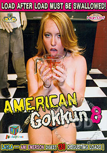 American Gokkun 8 Box Cover