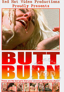 Butt Burn Box Cover