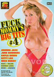 Fuck Mommy's Big Tits 4 Box Cover
