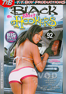 Black Street Hookers 92 Box Cover
