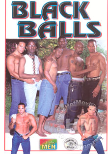 Black Balls Box Cover