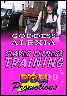 Goddess Alexia - Slave Fitness Training Box Cover