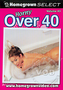 Horny Over 40 Volume #43