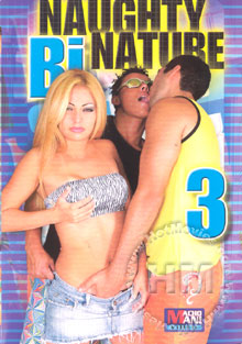 Naughty Bi Nature 3 Box Cover