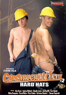 Construction Site #2 -  Hard Hats