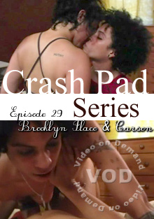 Crash Pad Series - Episode 29: Brooklyn Flaco & Carson Box Cover