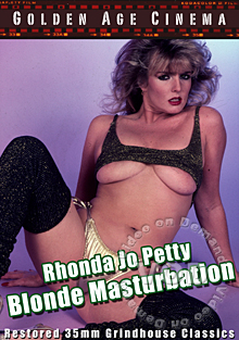 Rhonda Jo Petty - Blonde Masturbation Box Cover