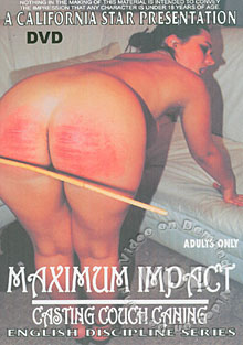 Maximum Impact & Casting Couch Caning Box Cover