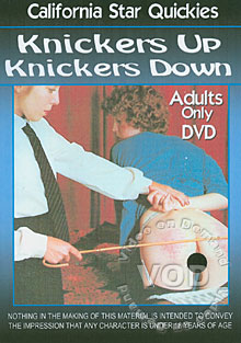 Knickers Up, Knickers Down Box Cover