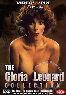 The Gloria Leonard Collection Box Cover