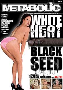 White Heat Black Seed Box Cover