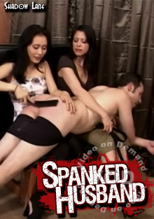 Spanked Husband Box Cover