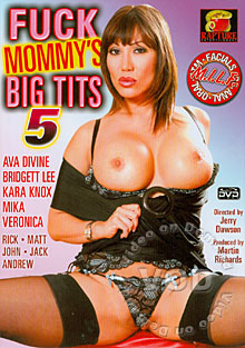 Fuck Mommy's Big Tits 5 Box Cover