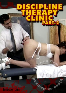 Discipline Therapy Clinic Part 2 Box Cover