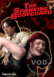 The Spanking Bodyguard Box Cover