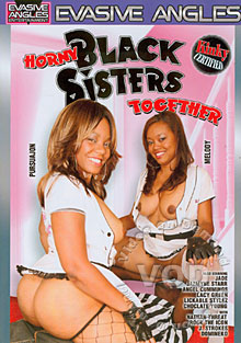 Horny Black Sisters Together Box Cover