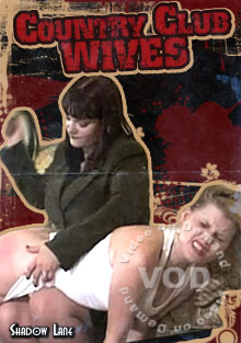 Country Club Wives Box Cover